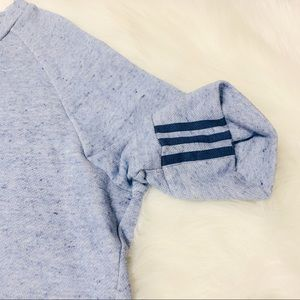 adidas Tops - Adidas SS Crop Short Sleeve Sweater